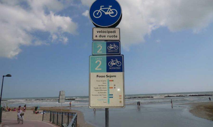 Anche la Regione Marche finanzia il suo tratto di Ciclovia Adriatica