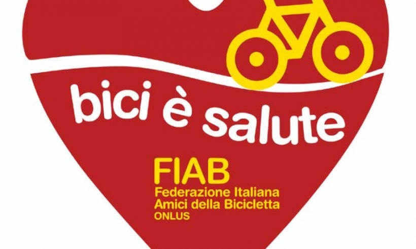 "Un logo FIAB per dire che ""Bici é salute"""