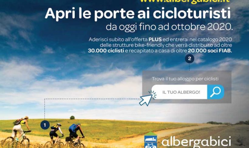 Albergabici: al via la nuova campagna adesione 2020