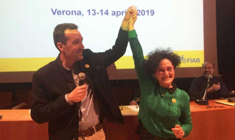 FIAB diventa Federazione Italiana Ambiente e Bicicletta. Eletto il nuovo presidente Alessandro Tursi