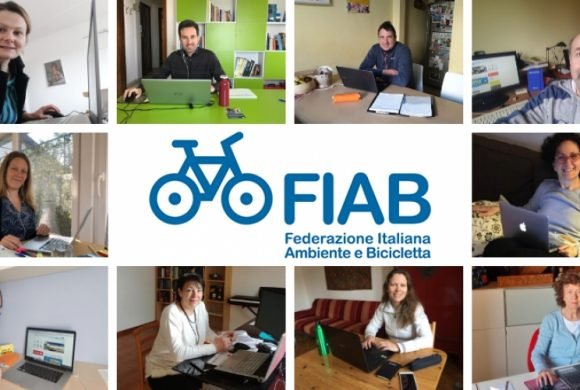 FIAB: un mese di smart working e solidarietà