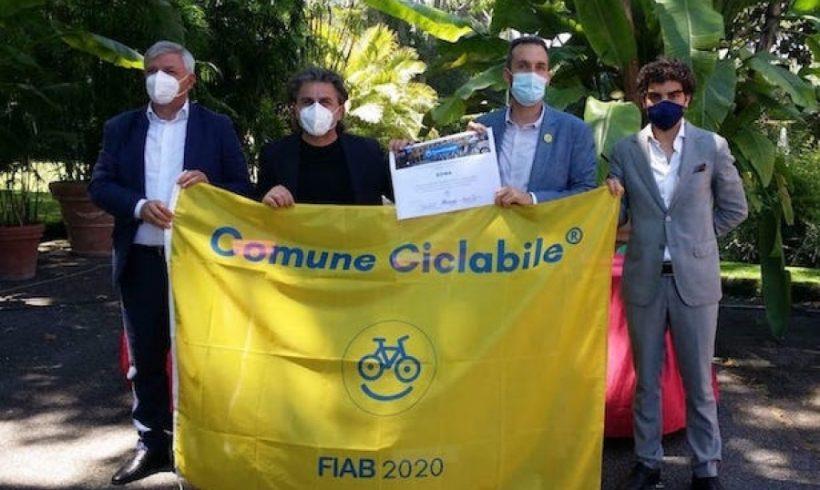 Roma diventa Comune Ciclabile: 1 bike smile per cambiare rotta